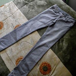 graphite cigarette skinny jeans
